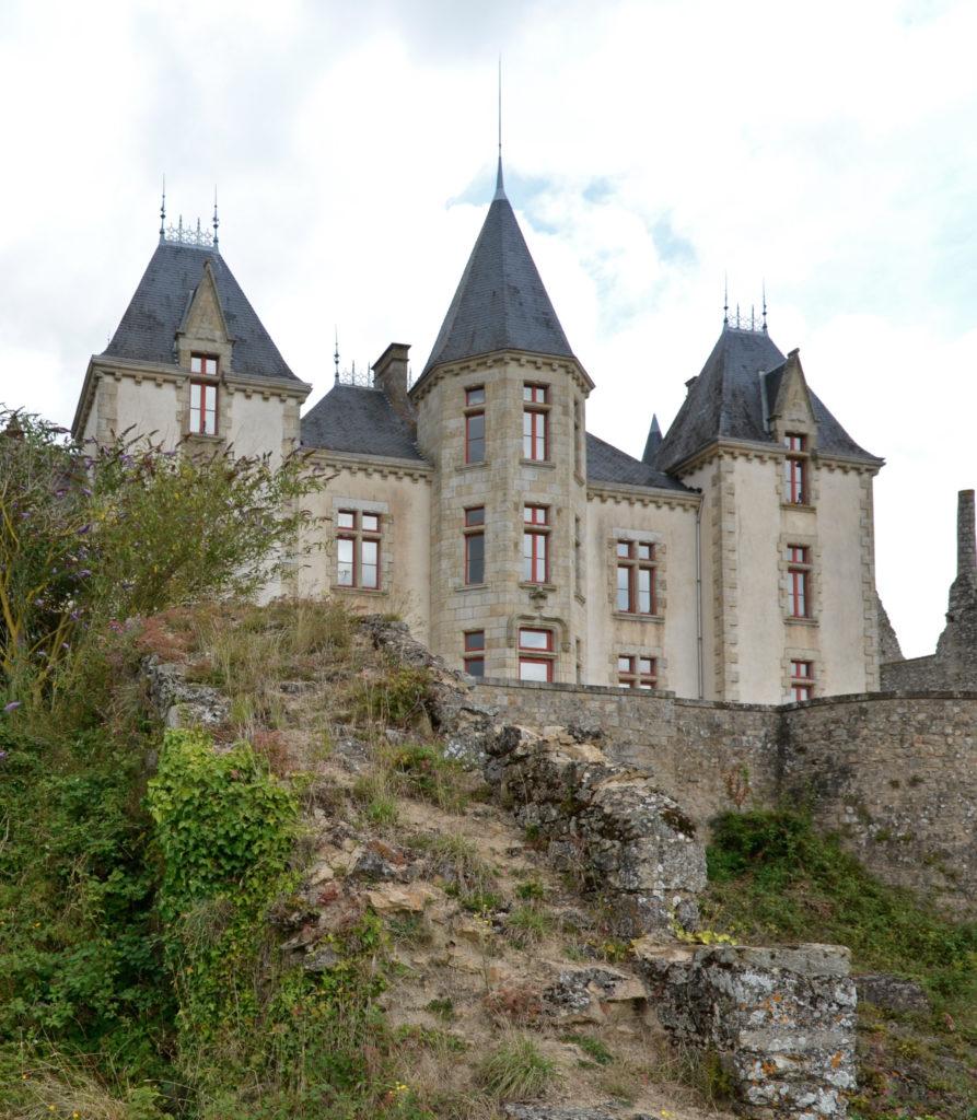 Chateau de bressuire