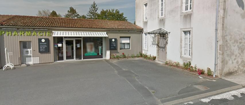 Pharmacie de garde à Bressuire